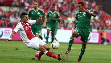 20.10.2016 Belgium: Europa League - Standard Liege vs Panathinaikos