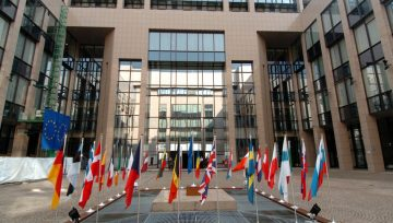 20.10.2016 Belgium: European Council Summit in Brussels 20 & 21.10.2016