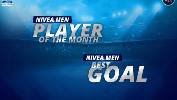 NIVEA MEN Best Goal Matchday 12 Super League Greece