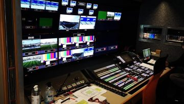 Kosovo vs Sweden UEFA European Qualifiers for Qatar 2022 - Provision of Broadcast Services by INA TV